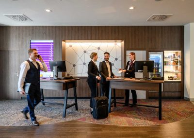 Mercure_Bochum_City_Rezeption