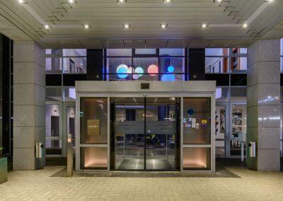 Mercue Bochum Entrance