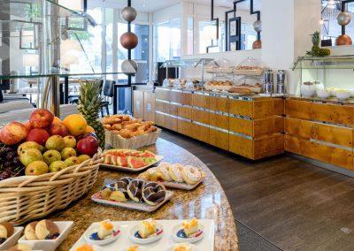 Mercure Bochum Breakfast Buffet